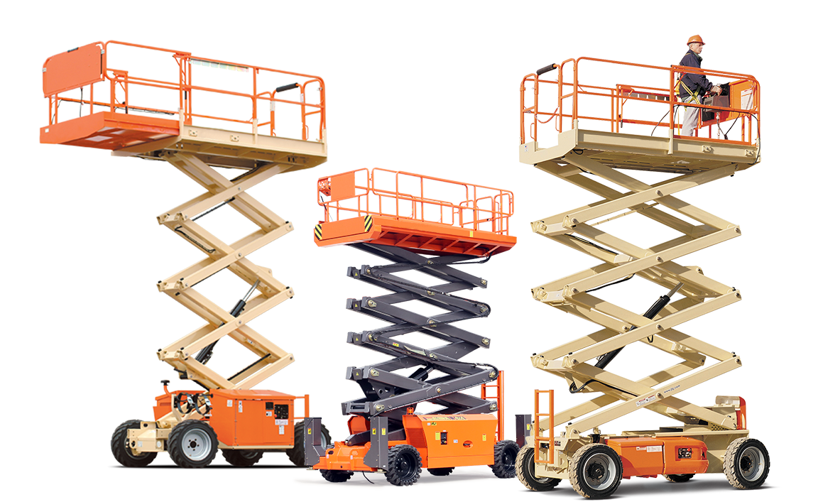 Scissor Lift Hire London