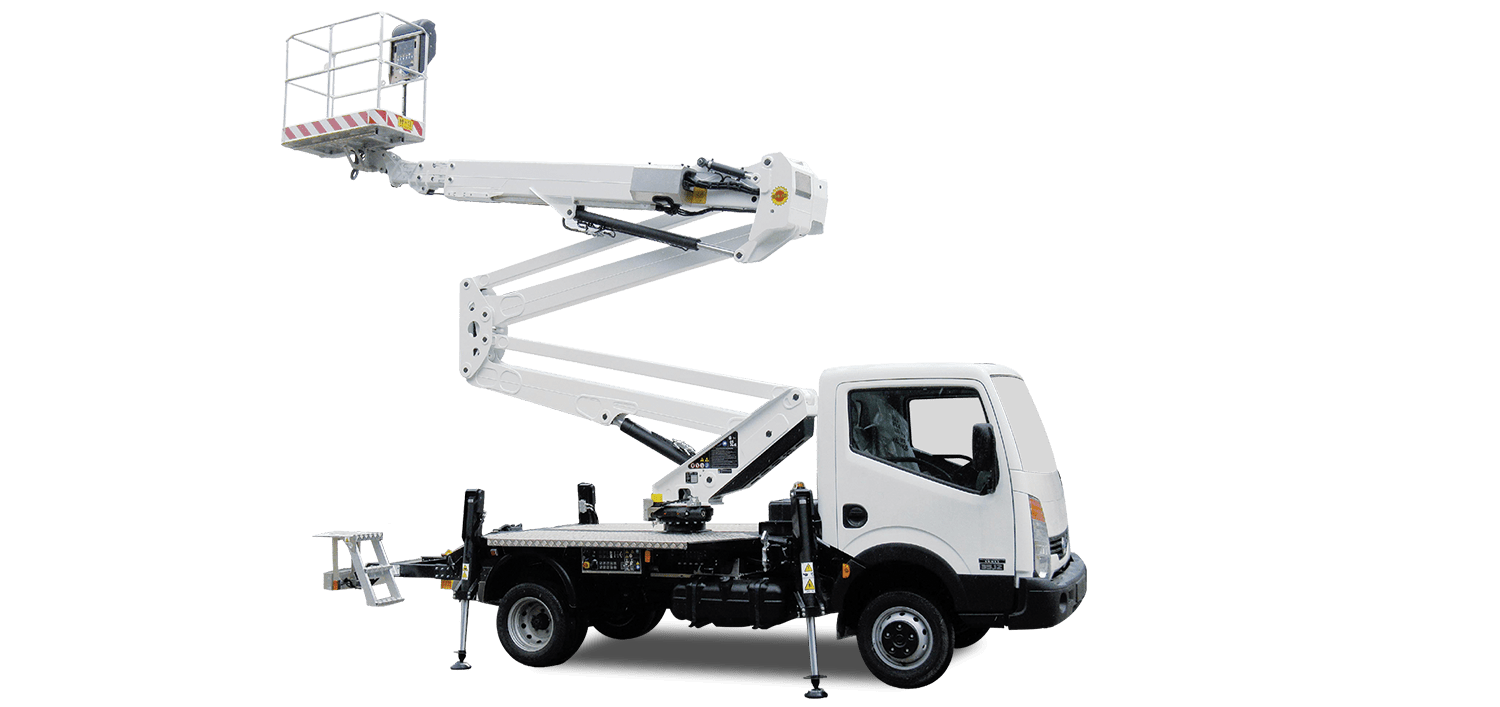Truck Mount Hire Liverpool